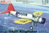 "AZ Model AZ 7624 1/72 Vought OS2U Kingfisher ""Wheeled Version"""