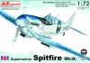 "AZ Model AZ 7634 1/72 Spitfire Mk.IX ""The Longest Flight"""