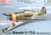 "AZ Model AZ7655 1/72 Curtiss Hawk H-75 ""Nordic Hunter"""