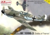 "AZ Model AZ7661 1/72 Bf-109E-3 ""Battle of France"""