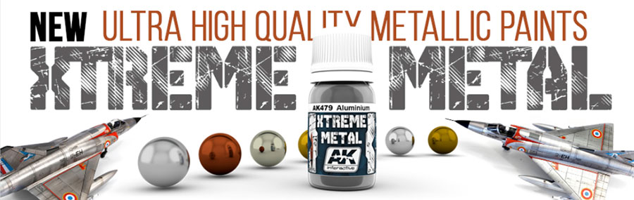 AK Interctive Xtreme Metal