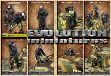 Evolition Miniatures