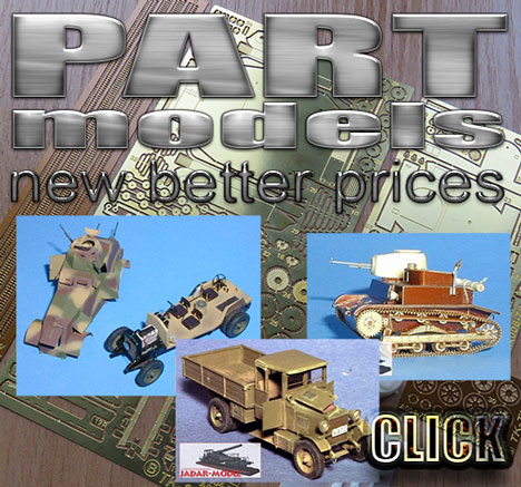 Part kits in new prices / Modele Part w nowych cenach