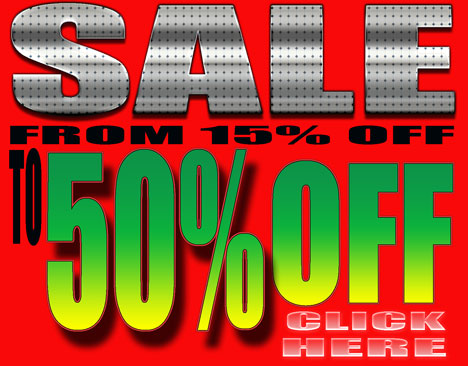 Big SALE - over 50% off - Big SALE