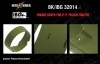 BitsKrieg BK32014 1/32 Engine cover for PZL P.11C Polish Fighter (IBG 32001)