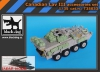 Black Dog T35033 Candian LAV III accessories set (1/35)