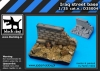 Black Dog D35004 (SALE) Iraq street base (1/35)