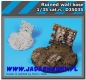 Black Dog D35035 (SALE) Ruined wall base (1/35)