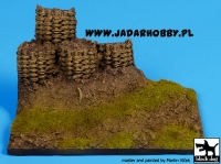 Black Dog D35036 (SALE) Napoleonic war base (1/35)