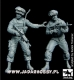 Black Dog F35080 US Soldiers team special group  (1/35)