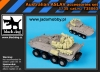 Black Dog T35063 Autralian ASLAV, Accessories Set (1/35)