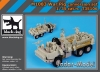 Black Dog T35106 M1083 War Pig accessories set (1/35)