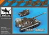 Black Dog T35116 1/35 British 155mm AS 90 accessories set