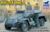 Bronco CB-35095 1/35 German Sd.kfz.247 Ausf. A Armored Command Car
