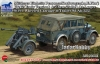 Bronco CB35209 1/35 Kfz12(Early Version) & 2.8cm ...