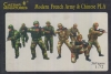 Caesar History 059 1/72 Modern French Army & Chinese PLA