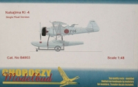 Choroszy B4803 1/48 Ki-4 single float version
