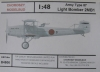 Choroszy B4806 1/48 Army Type 87 Light Bomber 2MB1