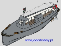 Choroszy S05 1/72 Motorboat (Japan Navy)