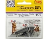 CMK F72038 1/72 German Bomber Pilots (3 fig.) WW II