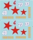 Colibri Decals 48002 1/48 P-39 D Airacobra - the sky of Kuban