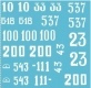 Colibri Decals 72007 1/72 Soviet IS-2 Early Series Markings