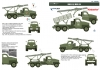 Colibri Decals 72026 1/72  BM-13/31 on Studebaker Chassis