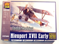 Copper State Models CSM32-001  Nieuport XVII Early