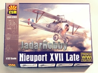 Copper State Models CSM32-002 Nieuport XVII Late