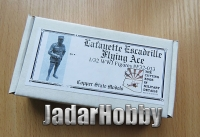 Copper State Models F32-033 1/32 WWI Lafayette Escadrille Flying Ace