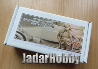 Copper State Models F35-008 1/35 WWI British RNAS Armoured Car Division Petty Officer