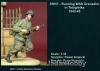 D-Day Miniature 35051 1/35 Running WSS Grenadier in Telogreika, 1943-45
