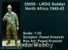 D-Day Miniature 35059 1/35 LRDG Soldier North Africa 1940-43