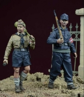"D-Day Miniature 35067 1/35 ""Last Order"", vol.3, HJ Boys, Germany 1945"