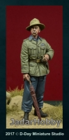 D-Day Miniature 35086 1/35  German Legion Condor Pzgruppe Drohne Officer 2