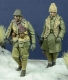 D-Day Miniature 35090 (BACKORDER) 1/35 WW2 Romanian Infantry Walking