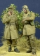 D-Day Miniature 35094 (BACKORDER) 1/35 WW2 BEF Officer & Dispatch Rider, France 1940