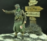 D-Day Miniature 35101 1/35 WW2 German Feldgendarme, 1941-1945
