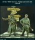 D-Day Miniature 35102 (BACKORDER) 1/35 WW2 German Feldgendarmerie Set, 1941-1945