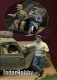 "D-Day Miniature 35142 1/35  ""War Flirtation"" Battle of Britain 1940 3 figures set"