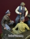 "D-Day Miniature 35146 1/35 ""Under guard"" Battle of Britain 1940 3 figures set"