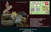 D-Day Miniature 35158 1/35 Schwimmwagen Accessories set, Ardennes 1944