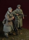 D-Day Miniature 35161 1/35 Waffen SS Soldiers, Ardennes 1944