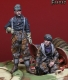 Darius Miniatures F35037 1/35 German WSS Jagd. Commnder (2fig)
