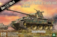 Das Werk DW35010 1/35 PzKpfwg.V Panther A early / mid