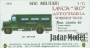 Special Offer - Doc Military DM 72320 LANCIA ...