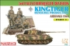 Dragon 7361 1/72 3rd Fallschirmjager Division + Kingtiger Henschel Production Part 1