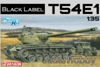 "Dragon 3560 1/35 T54E1 - ""BLACK LABEL"""