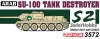 Dragon 3572 1/35 Egyptian Army SU-100 Tank ...