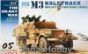 Dragon 3579 1/35 IDF M3 Halftrack Nord SS-11 Anti-Tank Missile Carrier
